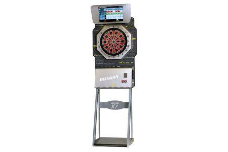 Máquina de dardos ou setas, arrows, darts machine