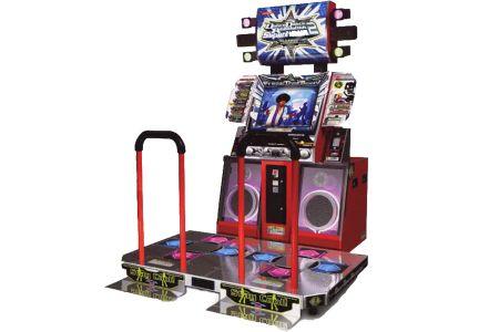 Máquina Musical Dance Machine