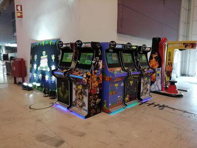 Retro Arcades Revenge 90'