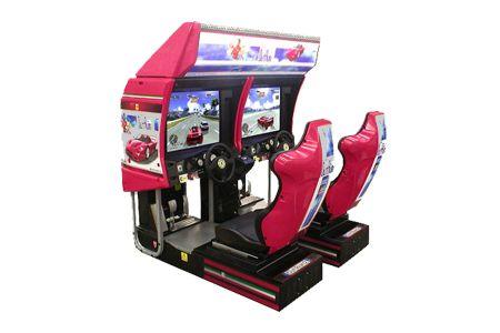 Simulador auto, car simulator