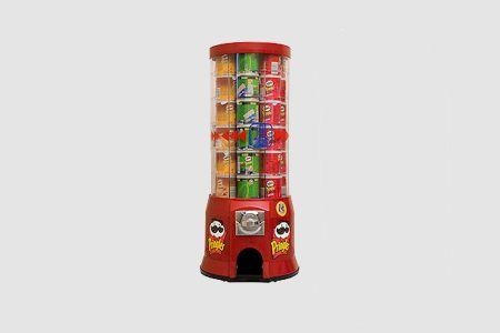 Máquina de Pringles