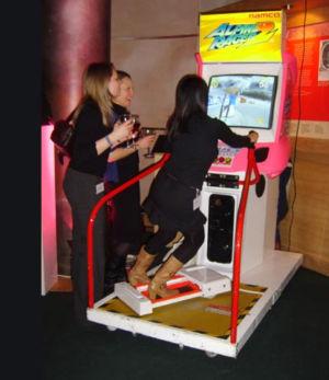 Simulador Ski
