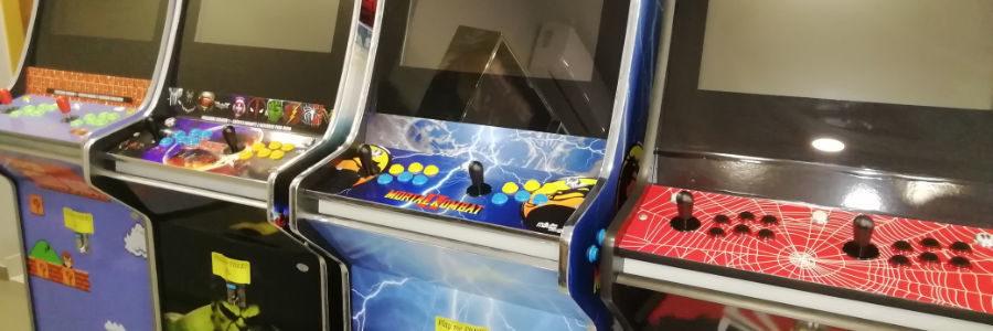 Retro Arcades